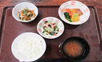 お食事(適時・適温)